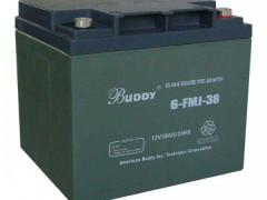 buddy宝迪蓄电池6-FMJ-38,12V38AH价格