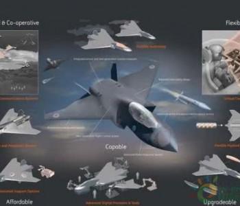 """罗罗公司研发为""""暴风""""战斗机提供能源的发电机"""