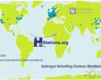 《2019年全球<em>加氢站</em>年度报告》出炉,了解一下!
