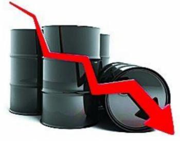国际原油价格遭遇断崖式下跌,跌幅4%!