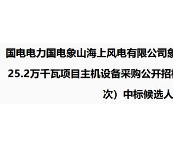 17.79亿元!中国海装拿下<em>浙江海上风电</em>大单!