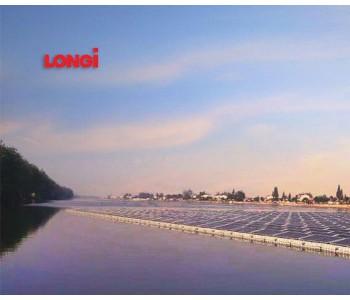Hi-MO 4水面首秀!隆基携手大唐集团打造世界最长跨度<em>漂浮电站</em>