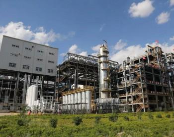 投资144亿元!延长中煤煤制烯烃全力推动复工