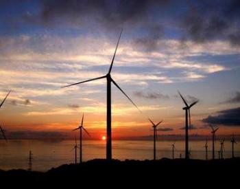 2019年全国风电新增并网装机2574万千瓦