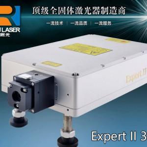 3w5w紫外激光打标机专用355nm紫外激光器