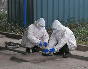 四川达州市对3家新冠肺炎定点医院排放废水展开应急<em>监测</em>