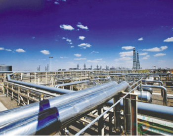 辽宁鞍山市较去年同期的燃气供应总量增加9.4%