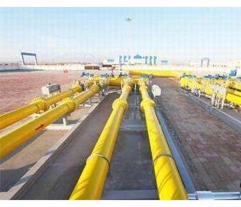 <em>中亚天然气管道</em>已累计向我国输气超3000亿立方米