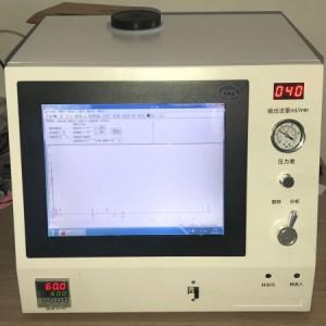 高端商用电脑大屏一体LNG,CNG气站专用燃气分析仪
