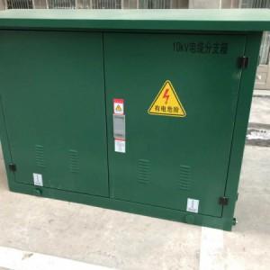10KV高压电缆分支箱二进二出带避雷器