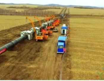 给力!超3000亿中亚天然气途径霍尔果斯进入中国