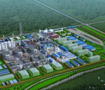 总投资1250亿的全球在建最大煤化工项目,中石油<em>中国</em>寰球<em>工程</em>公司中标