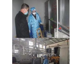 杜绝二次污染!陕西榆林市生态环境局开展<em>医疗废弃物</em>专项执法检査