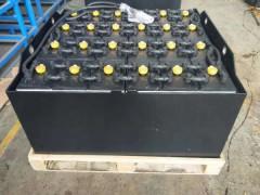 烟台杭叉宝骊2吨电动叉车电瓶/火炬48V铅酸蓄电池组供应