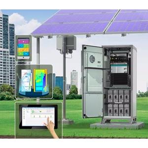 通信机房-48V一体化太阳能发电系统