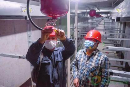 中广核、大唐海上风电输送路径电力管沟工程项目全面进入施工收尾阶段-《国资报告》杂志