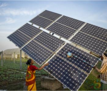 独家翻译|国际水资源管理研究所启动农业太阳能灌溉计划第二阶段