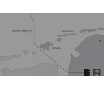 ABB海上风电+数据解决方案,装备DolWin5换流平台