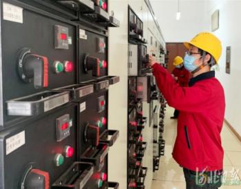 河北张家口:输送绿色电能 服务国家建设