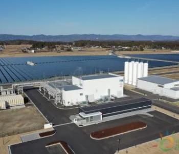 世界上最大的绿色氢气<em>项目</em>又来了,这次是已完工的!