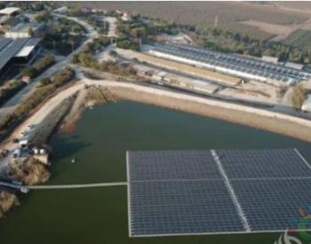 以色列安装首个浮式<em>光伏设施</em>