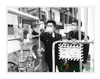 江西省上饶市信州区加强液化气站安全监管