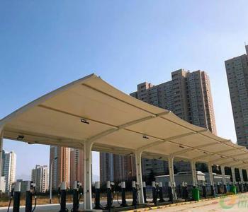 青岛再增一新能源汽车<em>公共充电站</em>  一天满足400辆车充电需求