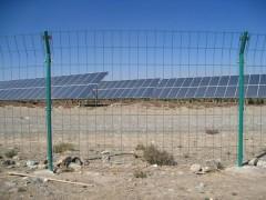 太阳能光伏场区配套设施光伏围栏护栏款式类别