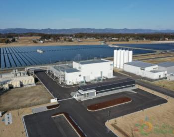 日本采用太阳能制氢