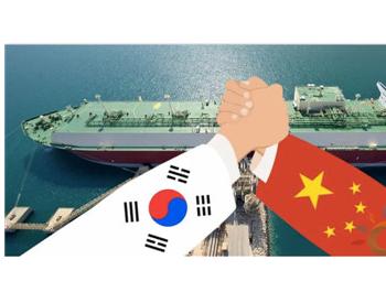 大单未定流言先行?中韩<em>LNG船</em>对决上演
