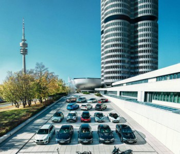 <em>宝马集团</em>计划两年内新能源汽车销量再翻一番
