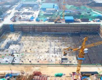 """长江大保护首个""""花园<em>式</em>""""全<em>地下污水处理</em>厂转入主体工程建设阶段"""
