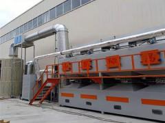 催化燃烧处理设备多久更换活性炭一次