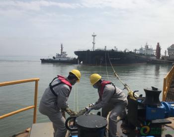 福建省湄洲湾港口企业成品油逆势出口