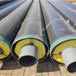 聚氨酯保温钢管厂家、钢套钢保温钢管厂家、预制直埋保温钢管厂家
