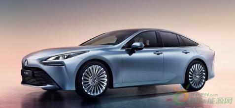 打开新世界,欧洲议会开始测试氢能源车Toyota Mirai-国际新能源网
