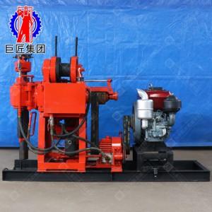 巨匠集团XY-180液压水井钻机 180米打井钻机