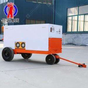 注浆钻机视频 打50米深孔能注浆钻机多少钱