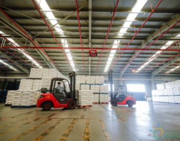 中韩石化固体产品单日出厂量创新高