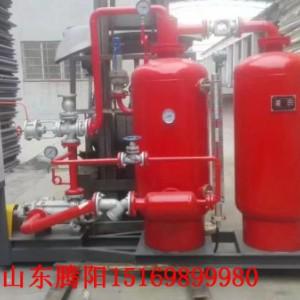 锅炉蒸汽冷凝水回收装置可以产生良好的环境效益和社会效益