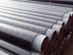 地埋天然气管线防腐选择加强级3PE钢管的优