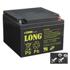 广隆WP1236W-LONG广隆蓄电池WP系列官网