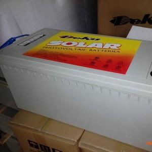 DEKA蓄电池8GGC2 12V187AH河东区代理商/批发