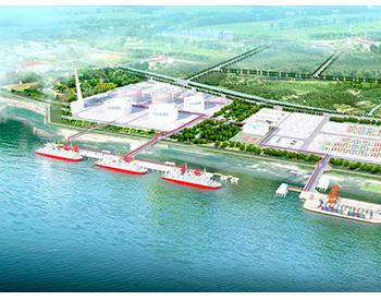淮河能源推进<em>LNG</em>重点项目建设不停步