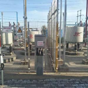 电抗器围栏.电容器围网.变电站围栏.变压器拦网