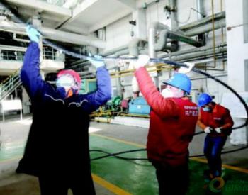 安徽蚌埠工业用电持续攀升 赶上去年同期水平