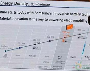 三星新型<em>固态电池</em>实现续航800km靠谱吗?