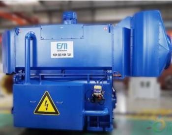 <em>中船</em>电气成功研制5MW级海上鼠笼异步风力发电机