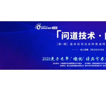 PPT:《铸锭单晶光衰技术与实证电站分析》