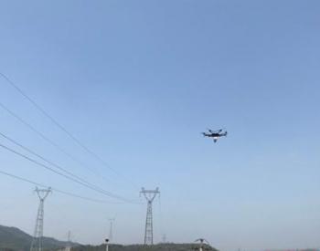 国网湖南株洲供电公司应用激光雷达新技术给输电线路做CT